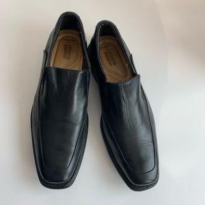 Johnston & Murphy Black Genuine Leather Shoe Sz.10